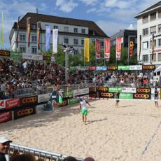 Coop Beach Tour Basel 2015
